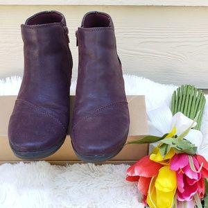 Clarks cloudstepper boots